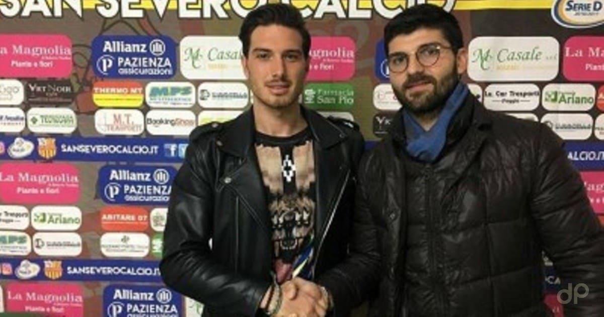 Giacomo Ligorio al San Severo 2018