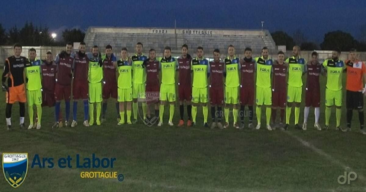 Grottaglie-Brindisi amichevole 2017