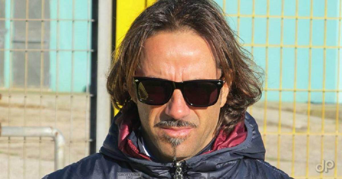 Massimo Marinelli allenatore Grottaglie 2018