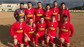 Tre Colli-Pro Patria, prima vittoria in campionato per i ragazzi di mister Santoro