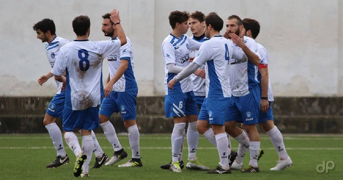 Unione Calcio Bisceglie-Pro Italia Galatina 2018
