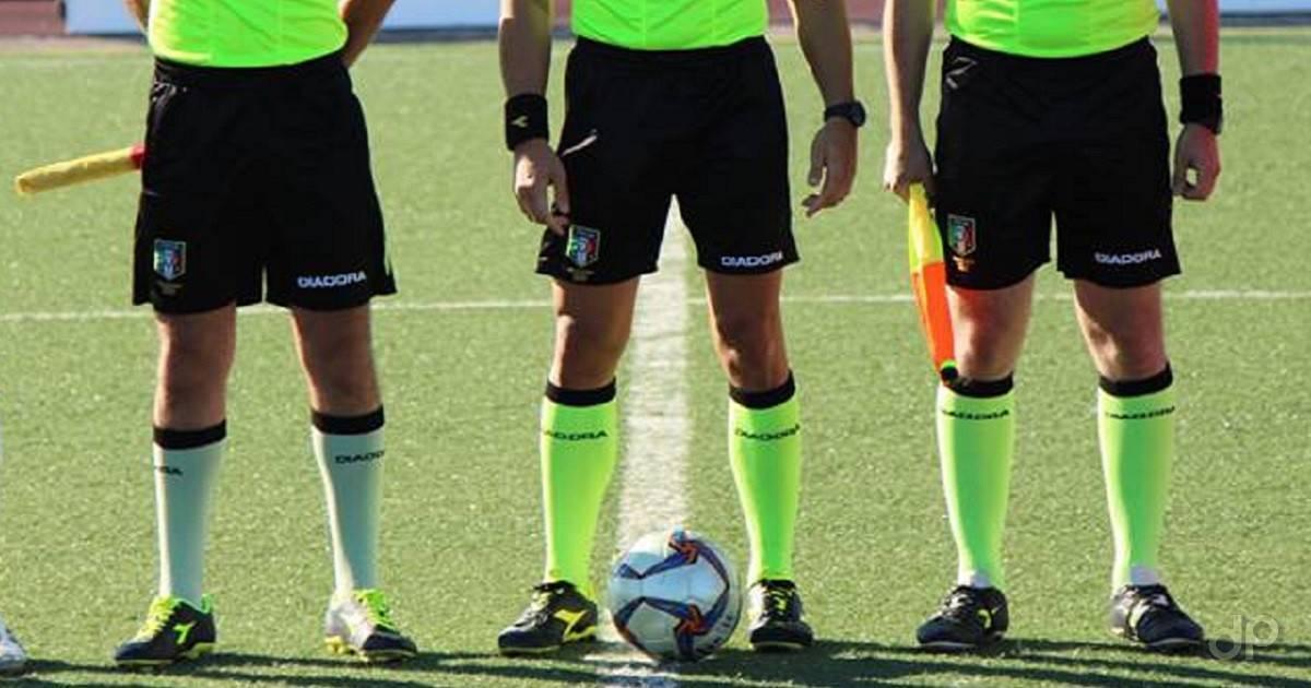 Dettaglio arbitri calcio dilettanti