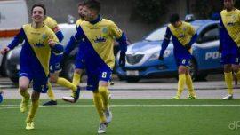 GC Cerignola-PS Altamura, riscatto riuscito per gli ofantini: termina 3-0
