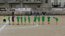 PS Altamura-Troia, gialloverdi sfortunati: vittoria di misura dei padroni di casa