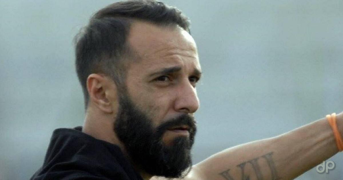Sergio De Tommaso allenatore Martina 2018