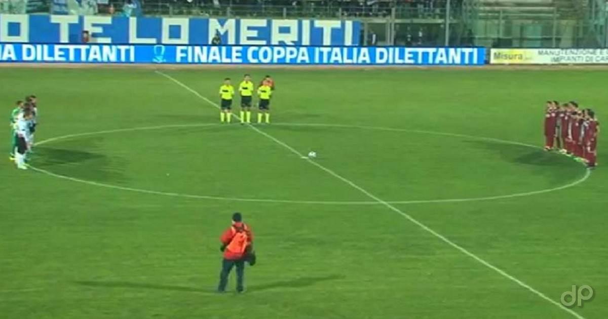 Vigor Trani-Fasano Coppa Italia 2018