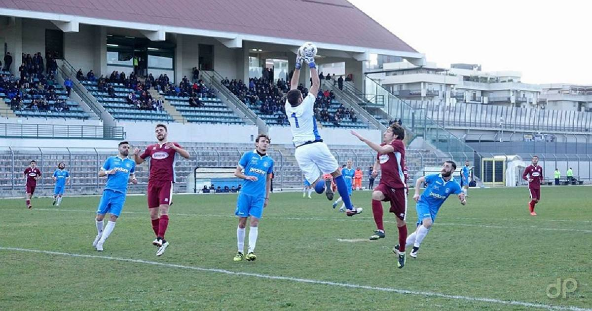 Vigor Trani-UC Bisceglie 2018