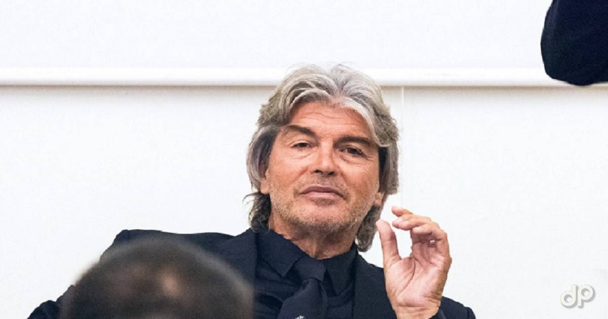 Antonio Raone presidente dell'Atletico Tricase 2018