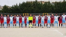 Atletico Acquaviva-Soccer Modugno, vittoria dei rossoblù che risalgono in classifica
