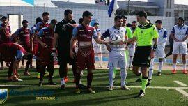 Città di Racale-Grottaglie, l'andata delle semifinali di Coppa Puglia termina in parità