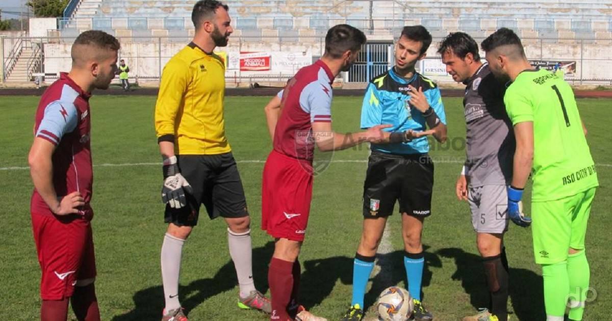 Grottaglie-Città di Racale Coppa Puglia 2018
