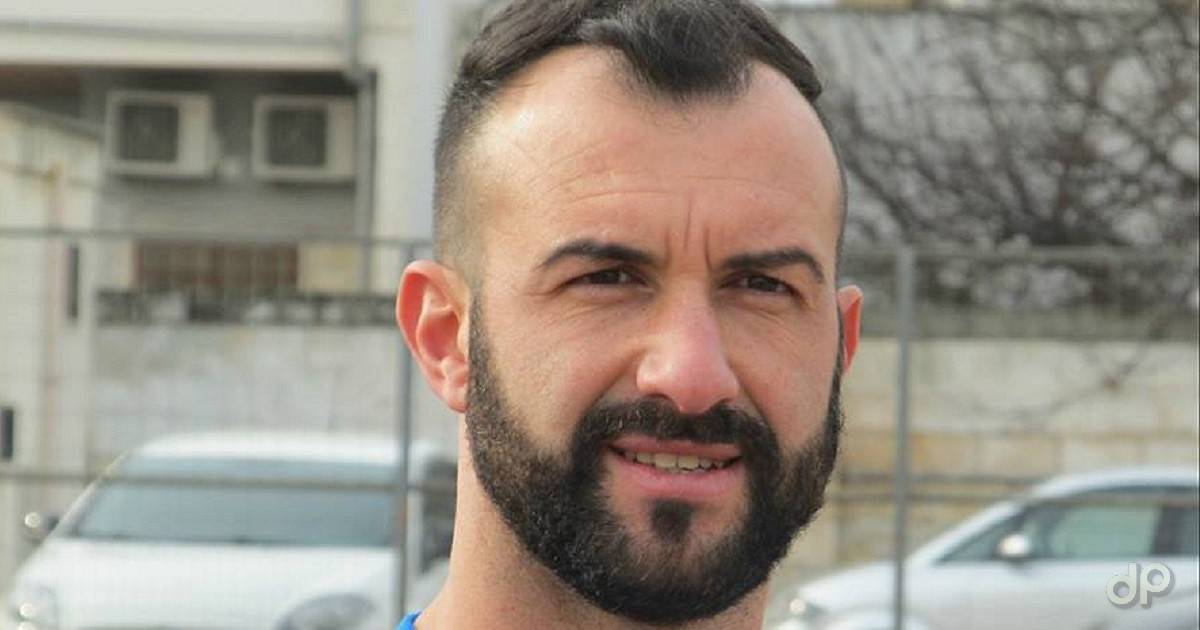Ivan Termite al Grottaglie 2018