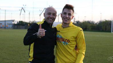 Matteo Porcino alla Soccer Dream Parabita 2018