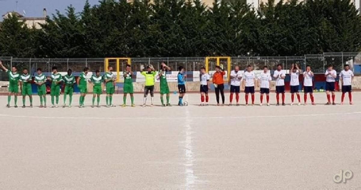 Atletico Acquaviva-Giovinazzo 2018