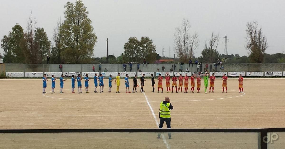 Atletico Aradeo-UC Bisceglie 2018