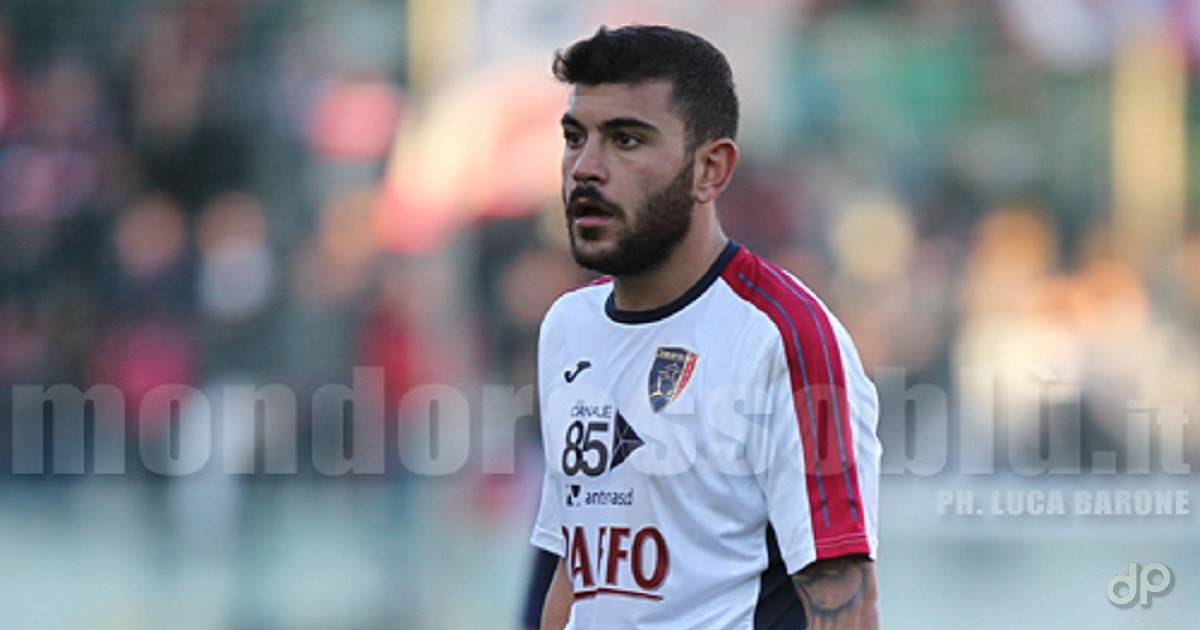 Ciro Favetta al Taranto 2018