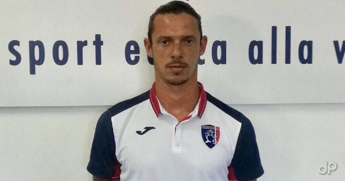 Cristiano Ancora al Taranto 2018