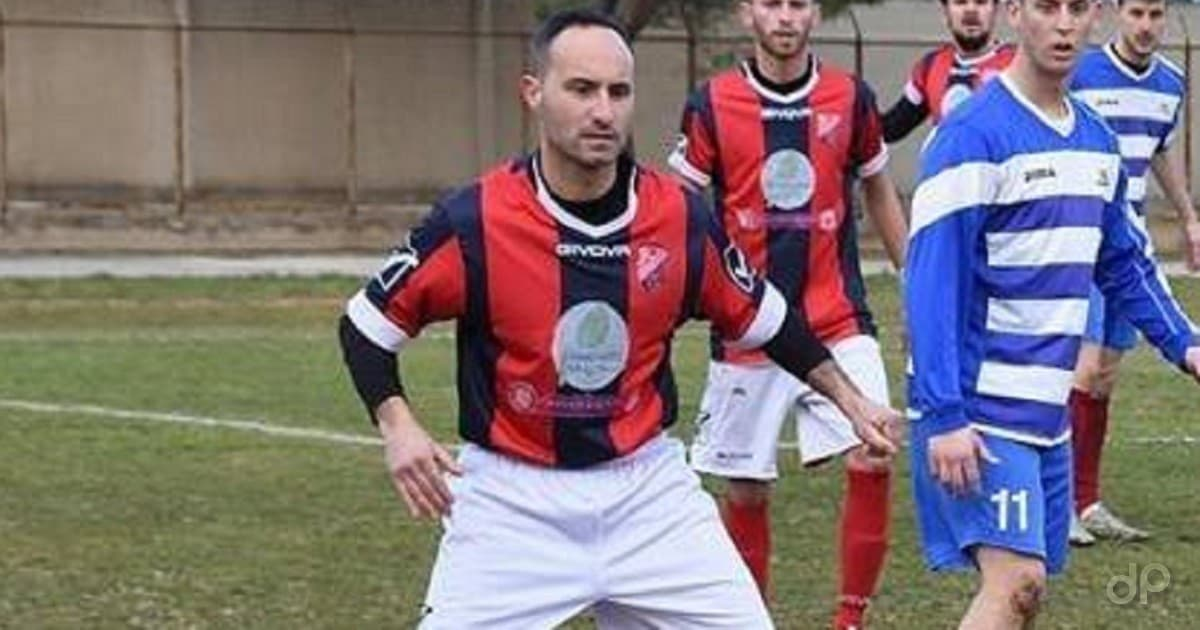 Giuseppe Palasciano all'Atletico Acquaviva 2018