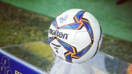 Pallone calcio dilettanti