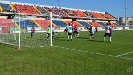 Taranto-Manfredonia, roboante 8-1 dei rossoblù ai danni del team di Mancano