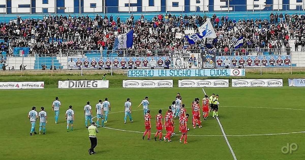 Vigor Trani-Unipomezia Coppa Italia 2018