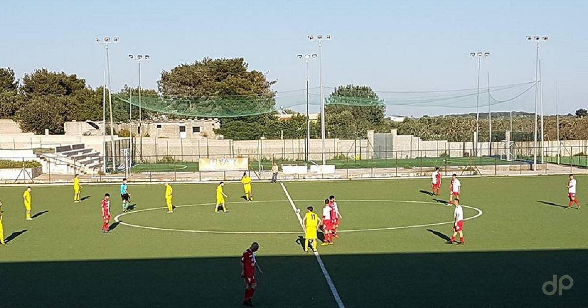 Virtus Maruggio-United Sly 2018