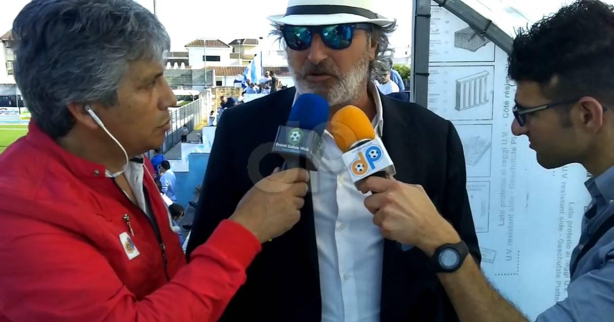 Antonio Toma allenatore Polisportiva Matino 2018