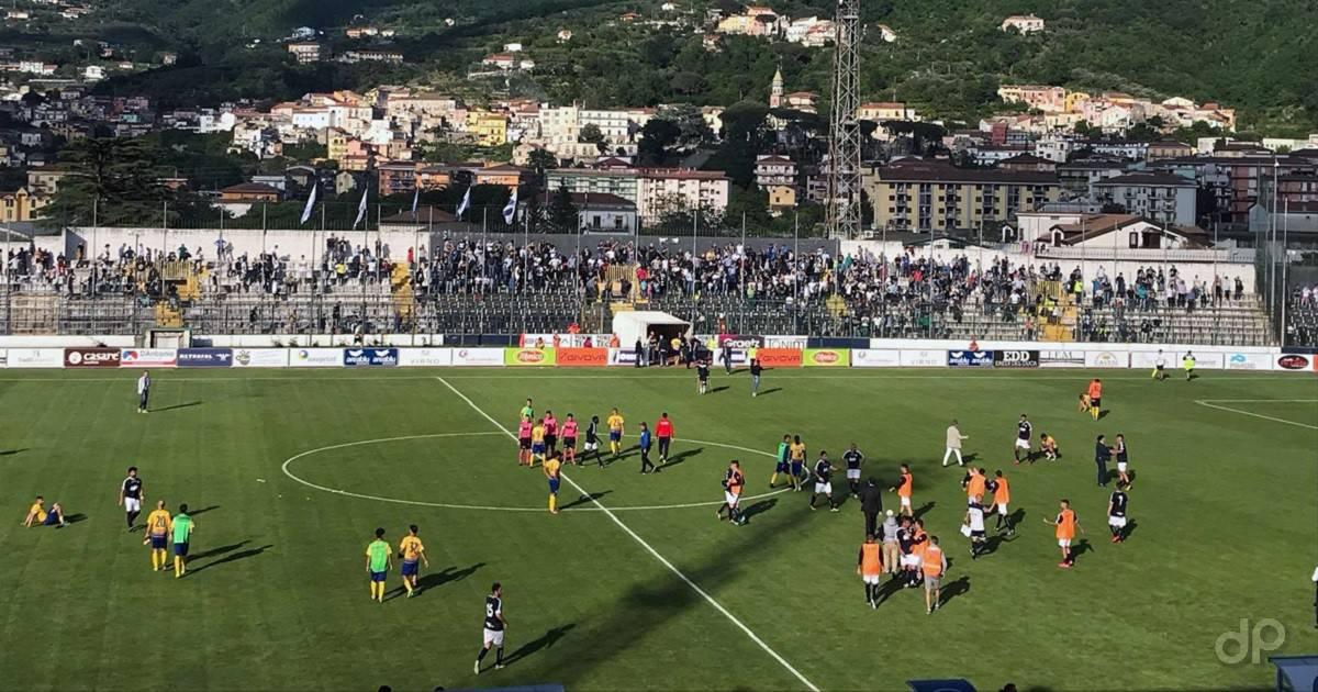 Audace Cerignola-Cavese playoff 2018