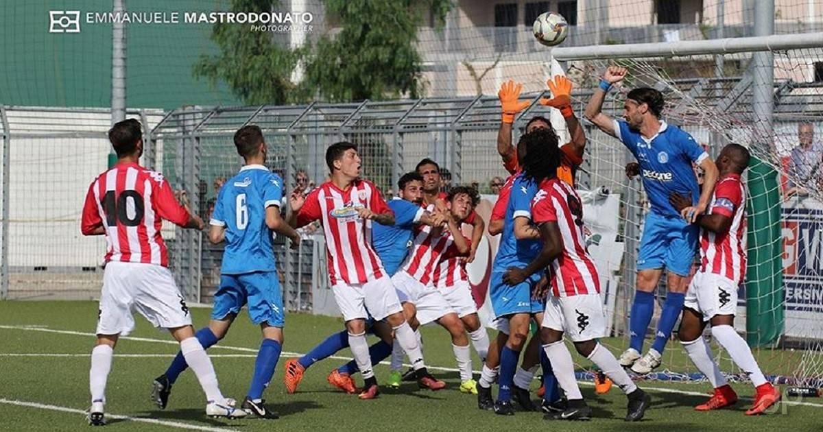 Barletta-UC Bisceglie playout 2018