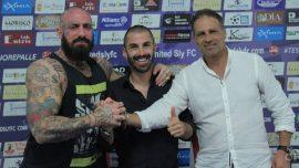 Daniele De Vezze alla United Sly 2018