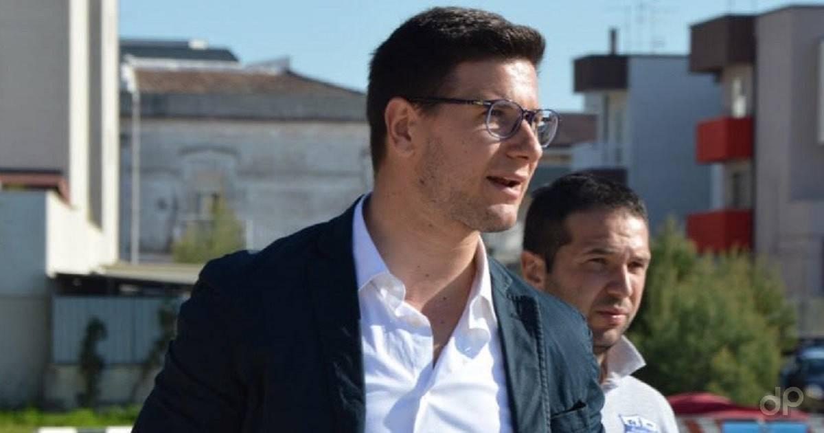 Danilo Pastore direttore generale Football Acquaviva 2018