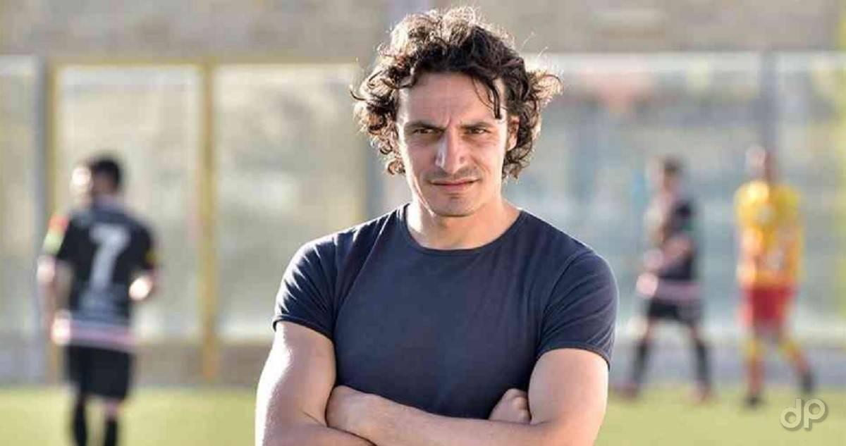 Giuseppe Branà allenatore Avetrana 2018