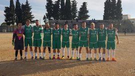 Melendugno-Tre Colli, biancoverdi sfortunati: la Coppa Salento va ai padroni di casa