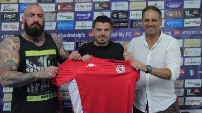 Ivan Loseto alla United Sly 2018