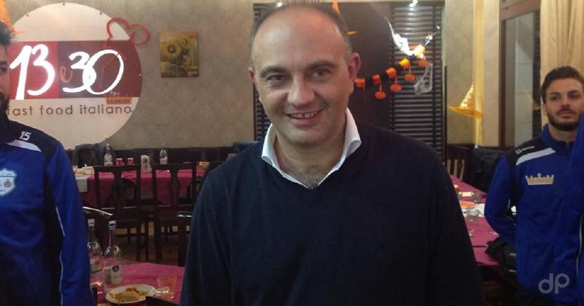 Luigi Giannatempo patron Real Siti 2018
