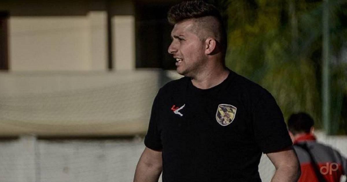 Mimmo Frusi allenatore San Marzano 2018