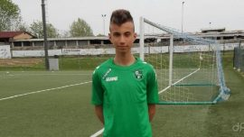 Giovanili, dalla Salento Academy al Sassuolo: la bella favola di Mirko Elia