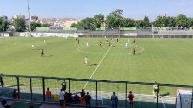 Omnia Bitonto-Soccer Lagonegro playoff 2018