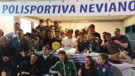 """Polisportiva Neviano, Mastore: """"Momento d'oro per la nostra grande famiglia"""""""