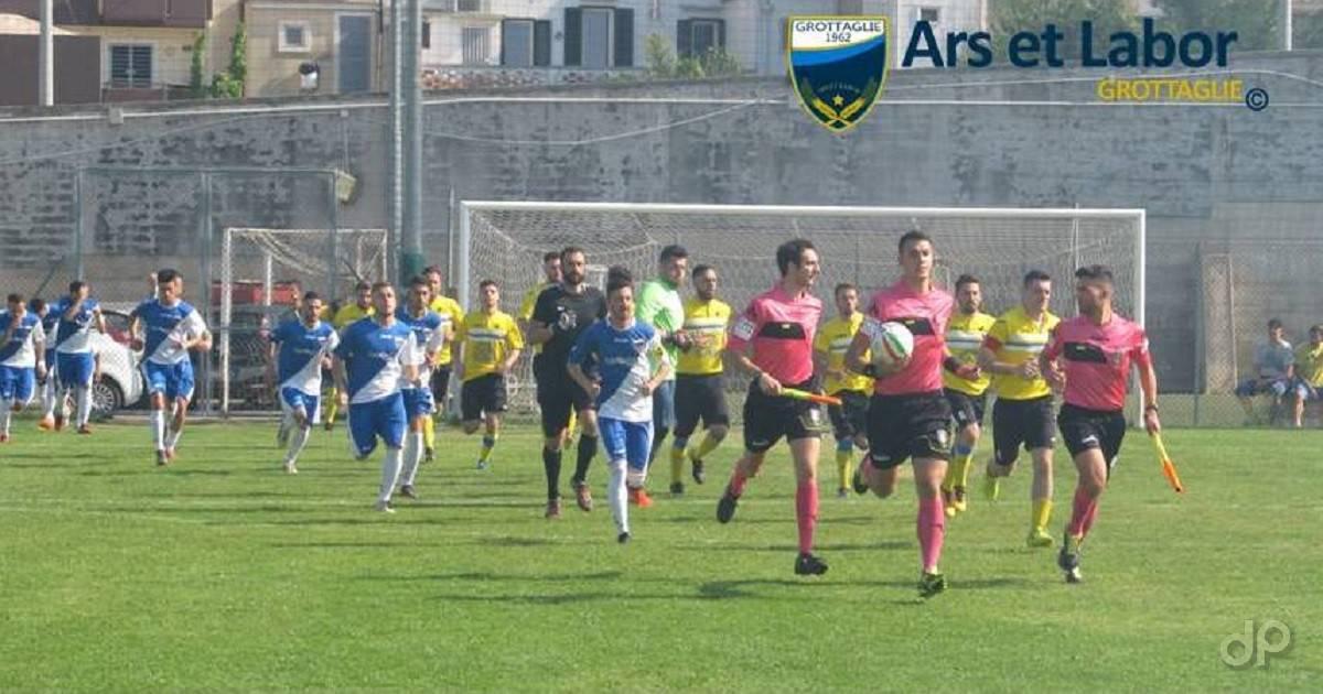 Rutiglianese-Grottaglie playoff 2018