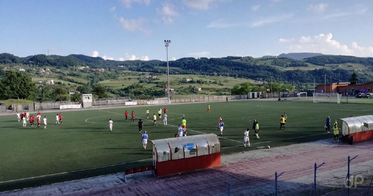 Soccer Lagonegro-Omnia Bitonto playoff 2018