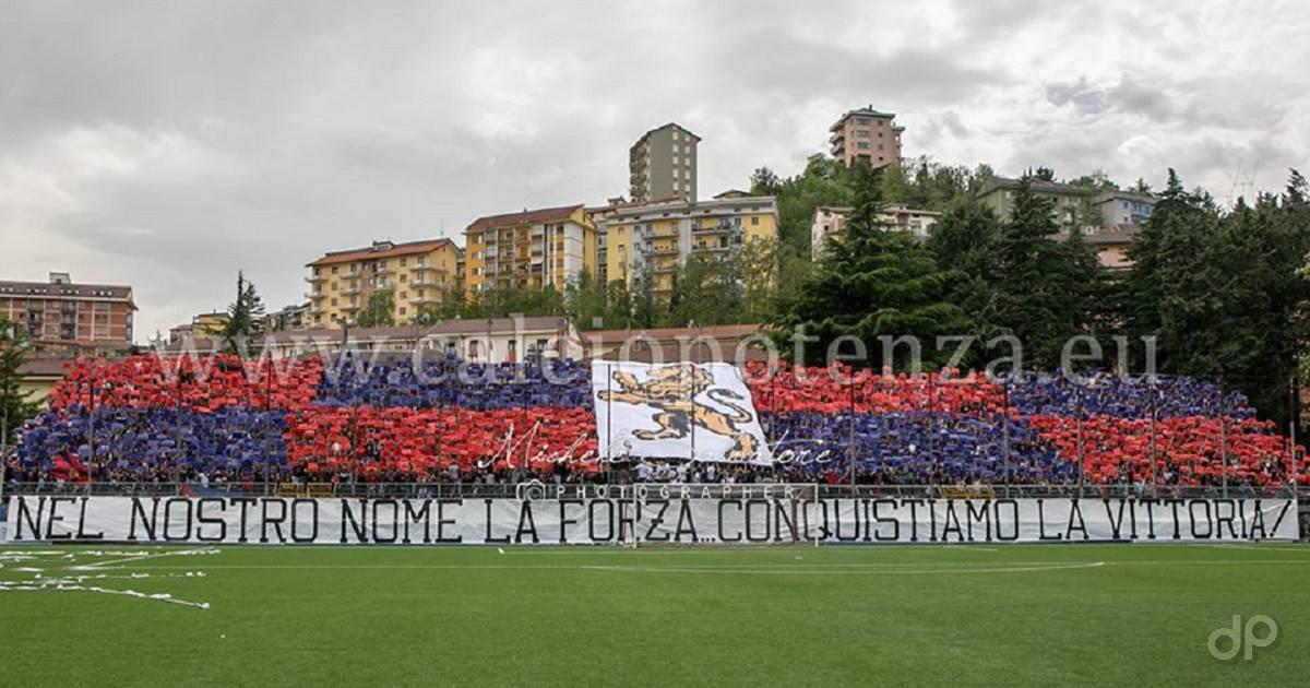 Spettatori Potenza-Taranto 2018