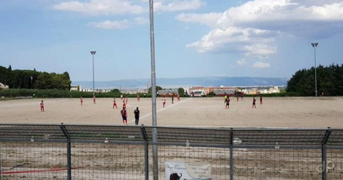 Atletico Torremaggiore-Audace Cagnano playoff 2018