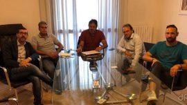 Nardò, cambio al vertice: Fanuli cede la presidenza al team manager Antico