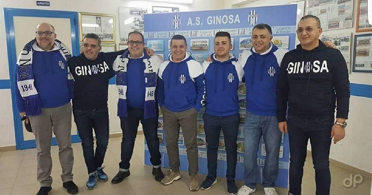 Direttivo Ginosa 2018