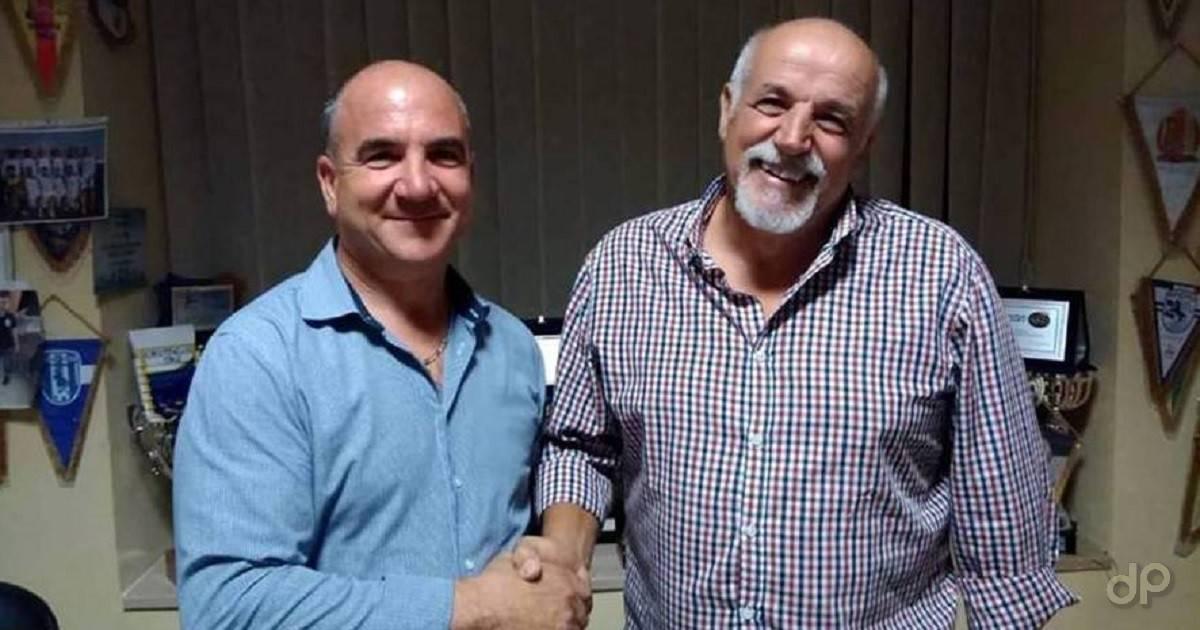 Enzo Pizzonia direttore sportivo Grottaglie 2018