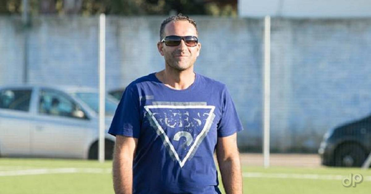 Fabio Reho presidente Città di Racale 2018