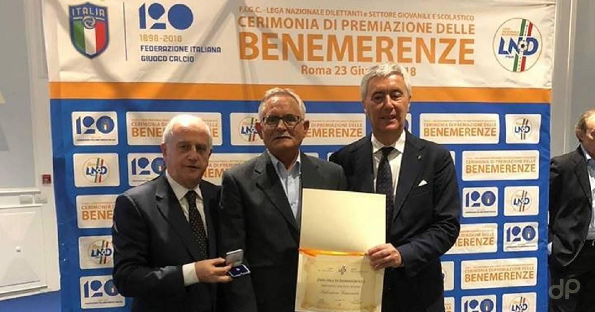Franco Giansanti segretario Brindisi 2018