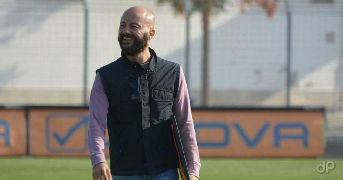 Gianluca Frascati direttore sportivo Molfetta 2018