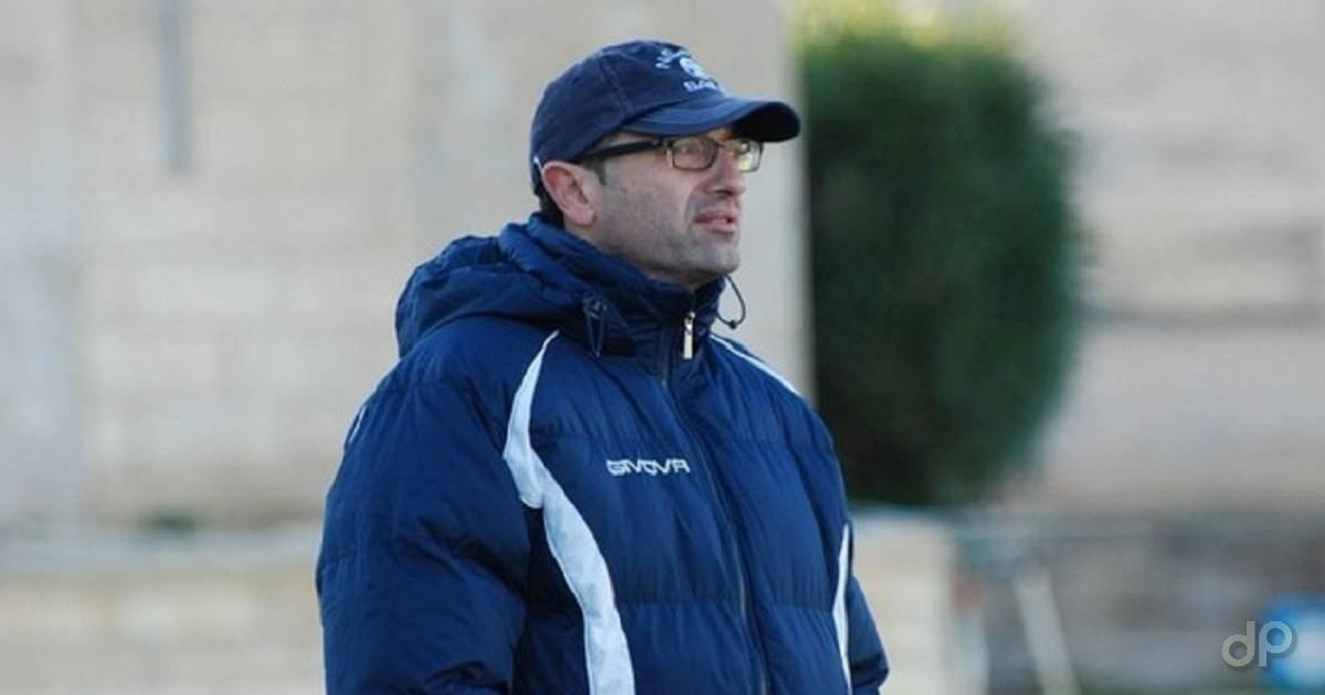 Gino Loconte allenatore Nuova Spinazzola 2018